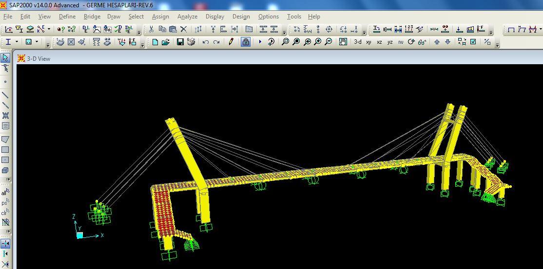 BRIDGE 2 ( GERGİ KÖPRÜ)